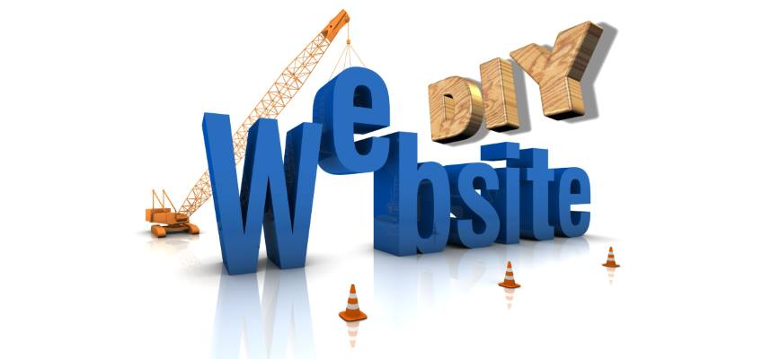 DIY website builder – great for home based businesses